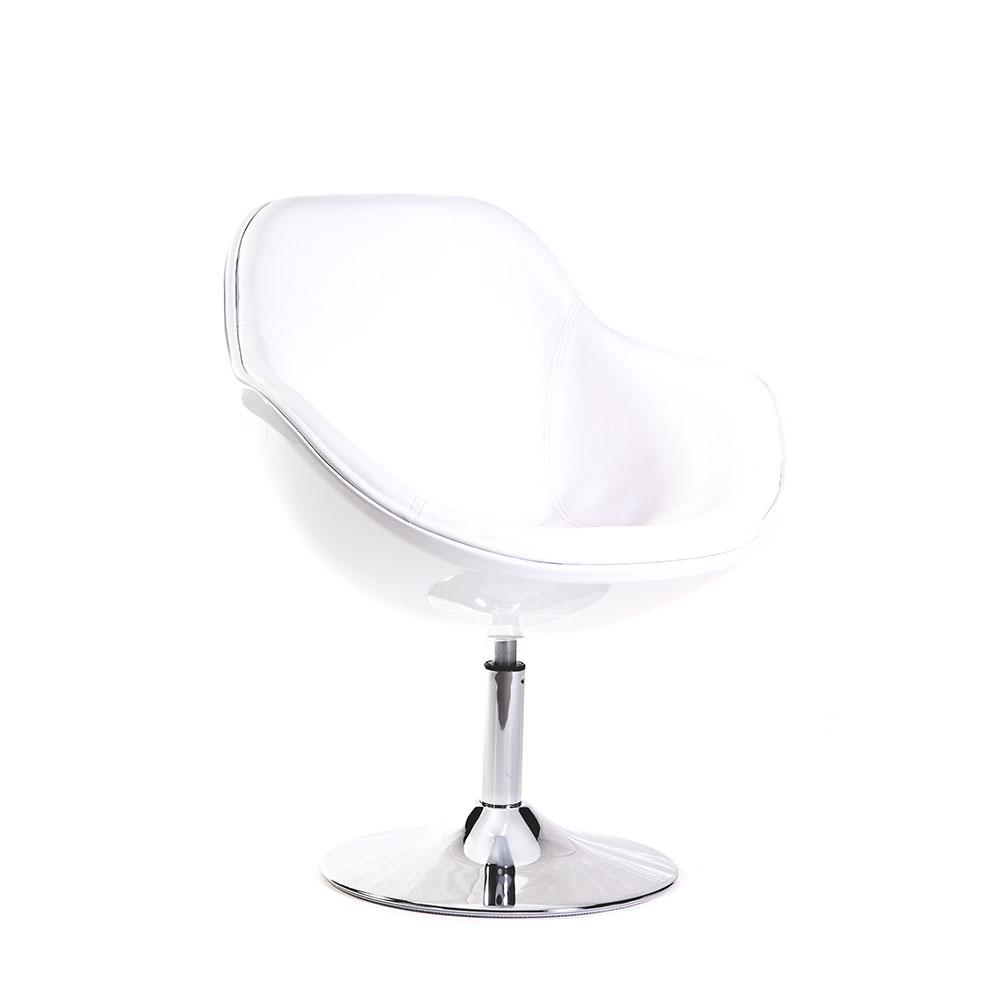 Bucket Chair White