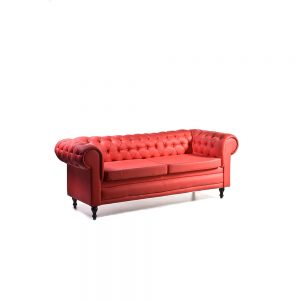 Chesterfield-Red