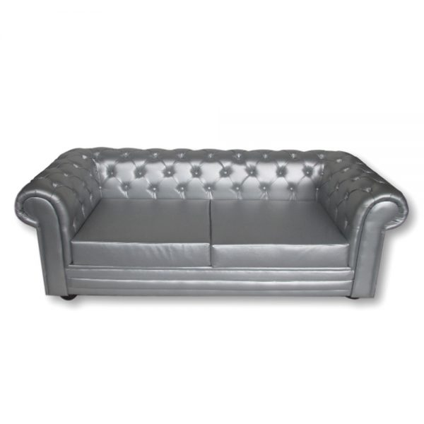 Chesterfield-Silver