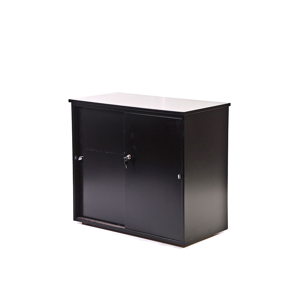 What Is Credenza Office Furniture Credenza Black Unik