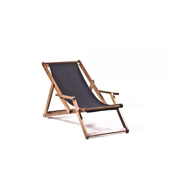 Deck-Chair---Black