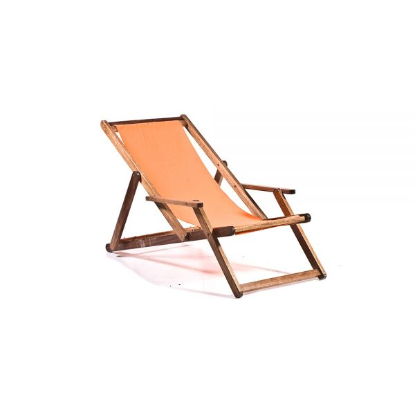Deck-Chair---Orange