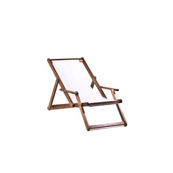 Deck-Chair---White
