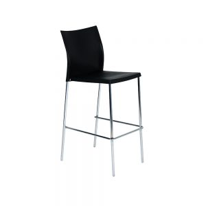 Regis-Bar-Stool---Black