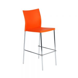 Regis-Bar-Stool---Orange