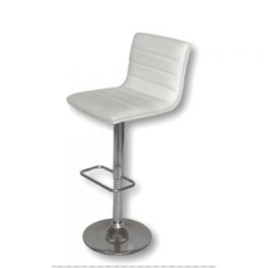 Retro-Bar-Stool-White