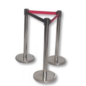 Stanchion---Belt-Track