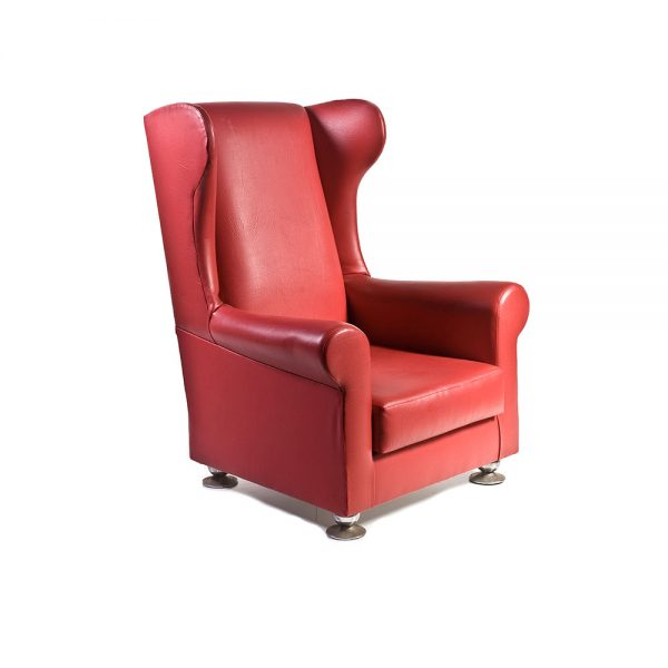 Wingback-Red