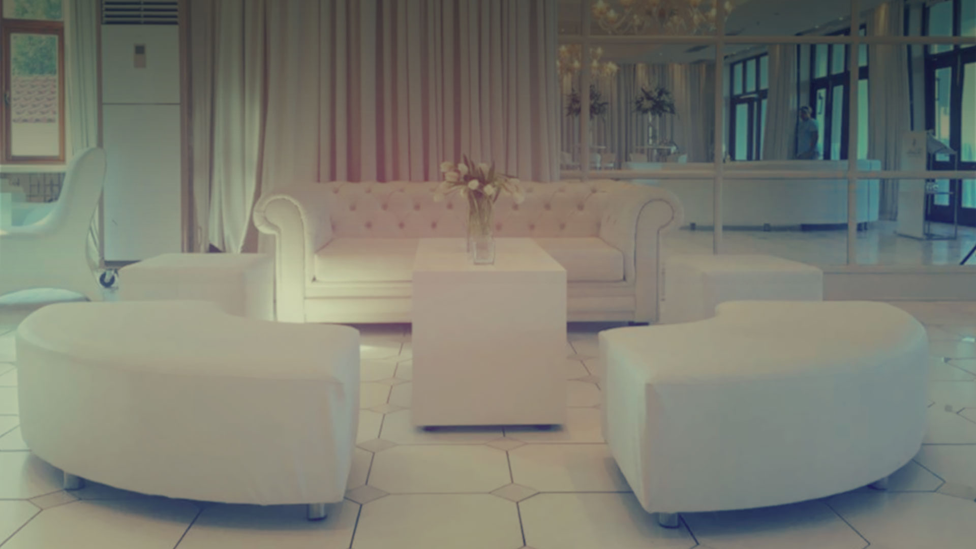 unique, upscale furniture rentals